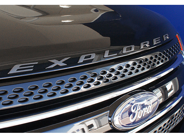 FORD純正ボンネットエンブレム EXPLORER